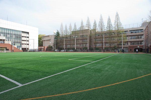 東京成徳大学高等学校画像